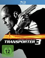 Transporter 3 (Limited Edition, Steelbook) Poster