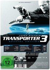 Transporter 3 (Steelbook) Poster