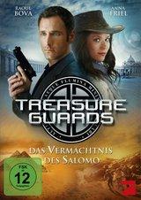 Treasure Guards - Das Vermächtnis des Salomo Poster