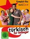 Türkisch für Anfänger - Komplettbox, Staffel 1, 2 & 3 (9 DVDs) Poster