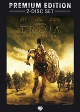 Troja (Director's Cut, Premium Edition, 2 DVDs) Poster