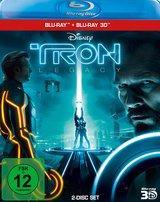 Tron: Legacy (Blu-ray 3D, Blu-ray 2D) Poster