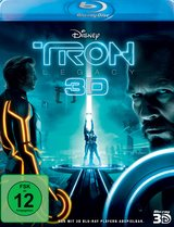 Tron: Legacy (Blu-ray 3D) Poster