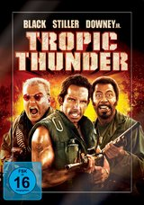Tropic Thunder (Steelbook) Poster