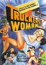 Truckers Woman Poster