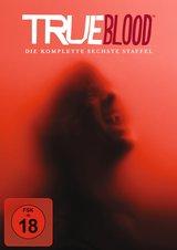True Blood - Die komplette sechste Staffel (4 Discs) Poster