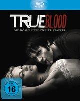 True Blood - Die komplette zweite Staffel (5 Discs) Poster