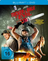 Tucker & Dale vs Evil (Steelbook, + DVD) Poster