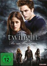 Twilight - Biss zum Morgengrauen (Einzel-DVD) Poster
