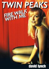 Twin Peaks - Fire Walk with Me Poster