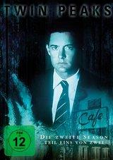 Twin Peaks - Season 2, Teil 1 (3 Discs) Poster