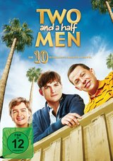 Two and a Half Men - Die komplette zehnte Staffel (3 Discs) Poster