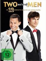 Two and a Half Men - Die komplette zwölfte und letzte Staffel Poster