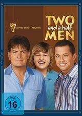 Two and a Half Men: Mein cooler Onkel Charlie - Die komplette siebte Staffel, Teil 1 (2 Discs) Poster