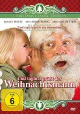 Und täglich grüßt der Weihnachtsmann Poster