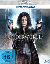 Underworld: Awakening (Blu-ray 3D) Poster