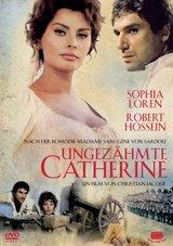 Ungezähmte Catherine Poster