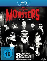 Universal Monsters Collection (8 Discs) Poster