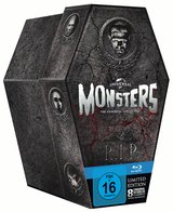Universal Monsters Collection (8 Discs, Sargbox) Poster