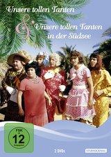 Unsere tollen Tanten / Unsere tollen Tanten in der Südsee (2 Discs) Poster