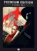 V wie Vendetta (Premium Edition, 2 DVDs) Poster