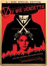 V wie Vendetta (Special Edition, 2 DVDs im Steelbook) Poster