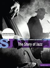 Various Artists - The Story of Jazz: Masters of American Music (NTSC) Poster