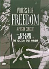 Various Artists - Voices For Freedom Poster