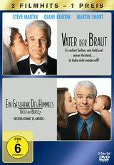 Vater der Braut / Vater der Braut 2 (2 Discs) Poster