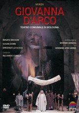 Verdi, Giuseppe - Giovanna D'Arco, La Scola/Dunn/Bruson u.a (NTSC) Poster