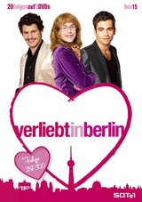 Verliebt in Berlin - Box 15, Folge 281-300 (3 DVDs) Poster