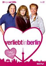 Verliebt in Berlin - Box 17, Folge 321-340 (3 DVDs) Poster