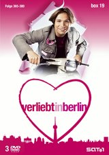 Verliebt in Berlin - Box 19, Folge 365-380 (3 DVDs) Poster