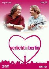 Verliebt in Berlin - Box 20, Folge 381-400 (3 DVDs) Poster