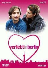 Verliebt in Berlin - Box 21, Folge 401-420 (3 DVDs) Poster