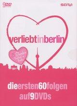 Verliebt in Berlin - Die ersten 60 Folgen auf 9 DVDs, Folge 01-60 (9 DVDs) Poster