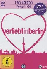 Verliebt in Berlin - Folgen 1-30 (Fan Edition, 3 Discs) Poster