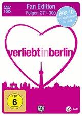 Verliebt in Berlin - Folgen 271-300 (Fan Edition, 3 Discs) Poster