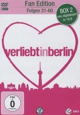 Verliebt in Berlin - Folgen 31-60 (Fan Edition, 3 Discs) Poster