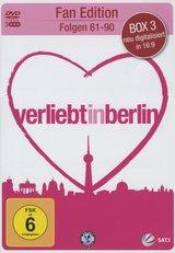 Verliebt in Berlin - Folgen 61-90 (Fan Edition, 3 Discs) Poster
