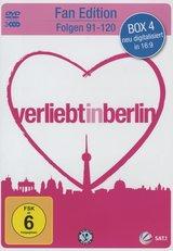 Verliebt in Berlin - Folgen 91-120 (Fan Edition, 3 Discs) Poster
