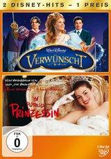 Verwünscht / Plötzlich Prinzessin (2 Discs) Poster