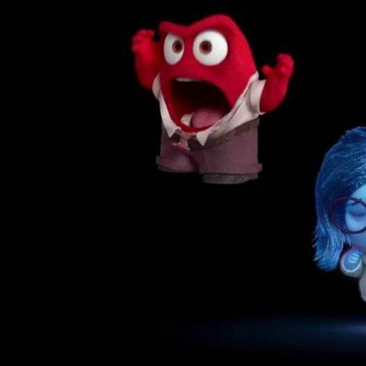 Alles steht Kopf (VoD-BluRay-DVD-Trailer) Poster