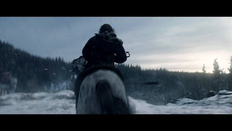 The Revenant Der Rueckkehrer - Making Of (Mini) Poster