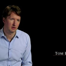 Tom Hooper - Featurette Poster