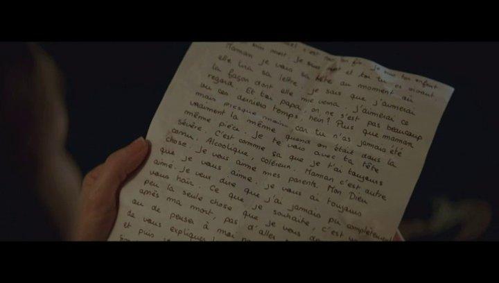 Der Brief des Sohnes an den Vater - Szene Poster