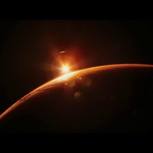 Der Marsianer - Rettet Mark Watney (VoD-BluRay-DVD-Trailer) Poster