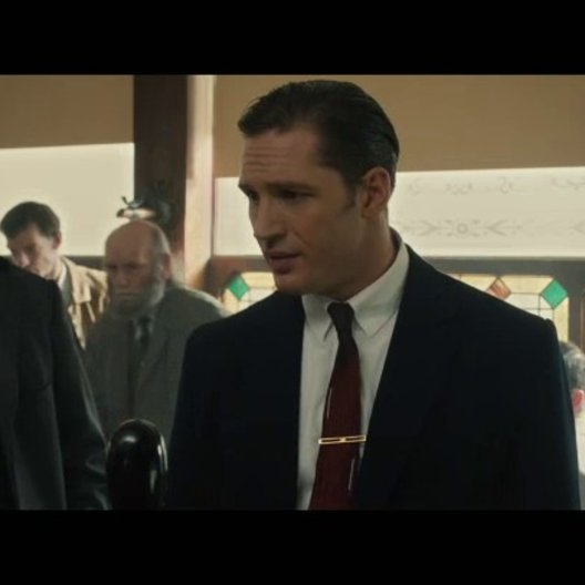 Tom Hardy - Featurette Poster