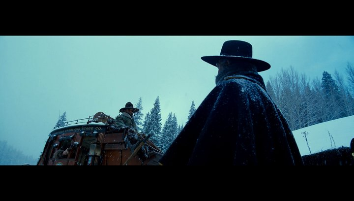 The Hateful 8 - Making Of (Mini) Poster