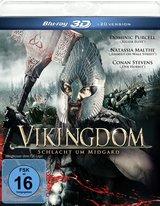 Vikingdom - Schlacht um Midgard (Blu-ray 3D) Poster